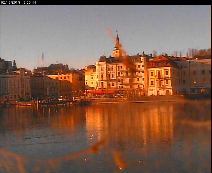 Webcam Schiffslände Gmunden