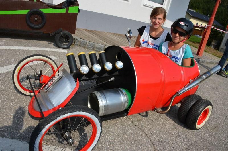 4. Seifenkistenrennen begeisterte in Wiesen