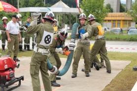 Abschnittsfeuerwehr-Leistungsbewerb bei der Feuerwehr Hatschek