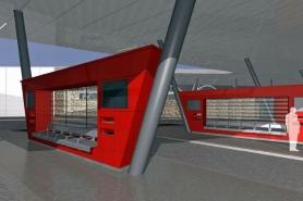 Busterminal am Bahnhof Attnang-Puchheim wird gänzlich neugestaltet