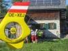 Ebensee: bei Wanderung verletzt - Verletzter Schwager holte Hilfe