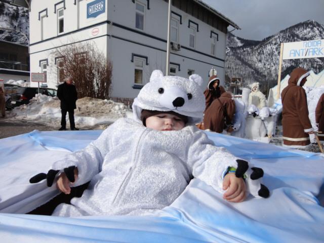 Kinderfasching in Ebensee