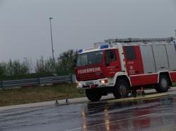 Feuerwehr-Einsatzlenker in Marchtrenk