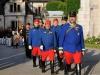 Gmundner Regimentsgedenktag auf Schloss Cumberland