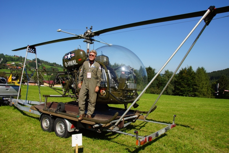 HeliDays Austria 2012