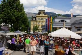 Keramikmarkt in Bad Ischl