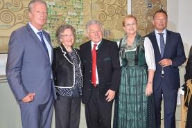 Gustav-Klimt-Zentrum am Attersee feierlich eröffnet