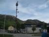 20 Meter Maibaum beim Seniorenheim
