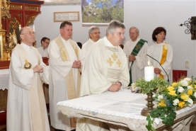 Goldenes Priesterjubiläum von Konsistorialrat Alois Kainberger