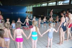 Schwimmkurse der Goiserer Wasserrettung