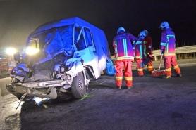 Tödlicher unfall auf der Westautobahn bei Vorchdorf
