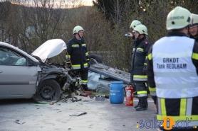 Schwangere bei Unfall verletzt