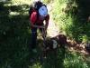 Suchaktion am Zwillingskogel