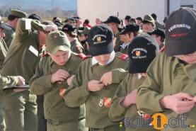 Feuerwehr-Jugend-Wissenstest in Ebensee