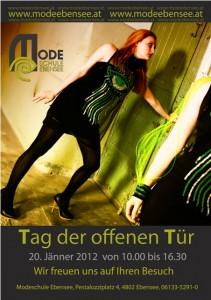 Modeschule Ebensee öffnet ihre Türen