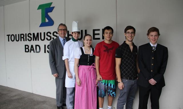Tag der offenen Tür bei den Tourismusschulen Salzkammergut | Foto: PR