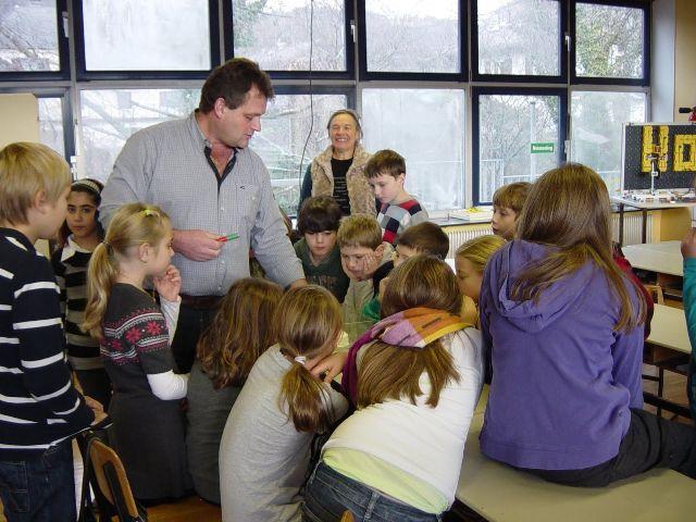 Tag der offenen Tür in der Neuen Mittelschule Altmünster | Foto: PR