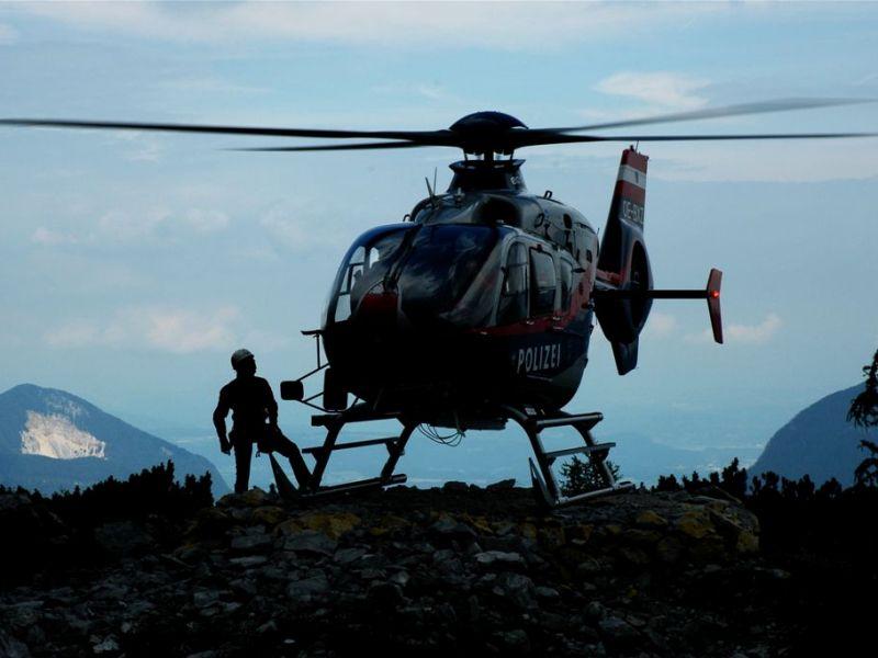bei Wanderung am Feuerkogel verirrt - Alpinist verbrachte eisige Nacht im Freien