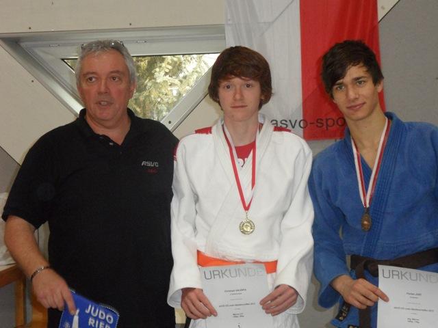 Judo: mit Miniauswahl zum Sieg | Foto: Verein