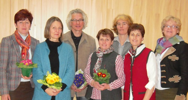Gesundheitstag der Bäuerinnen 2012