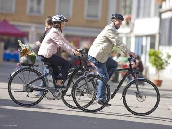 Bad Ischl is erste E-Bike Kur-Stadt Österreichs | Foto: PR