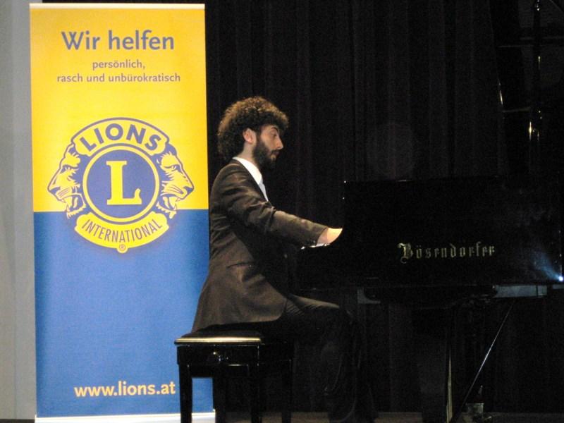 Ein Benefizkonzert im doppelten Sinn bot der Lions Club dem Ischler Konzertpublikum | Foto: Lions
