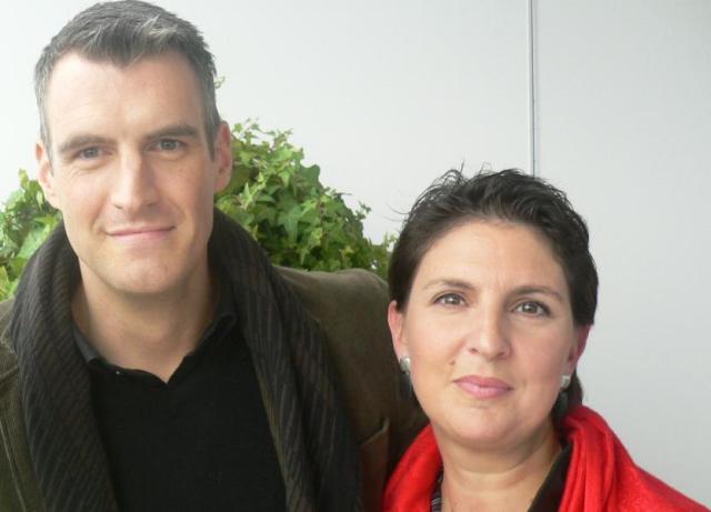 Doppel Krimi-Buchpräsentation mit Beate Maxian und Thomas Raab | Foto: P. Gualtari
