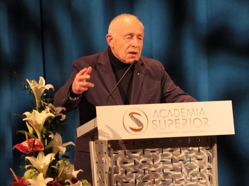 """2. ACADEMIA-SUPERIOR-Symposium startet heute in Gmunden - Experten diskutieren über """"Das Neue Alt"""""""
