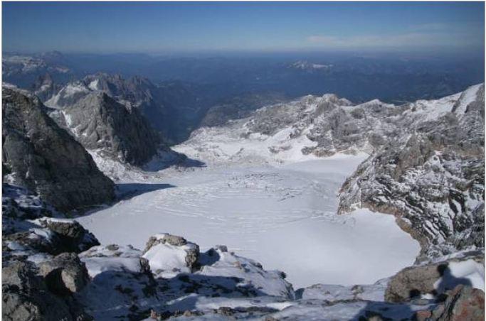Dachstein Gletscher Bis 2032 Verschwunden Experten Warnen Vor