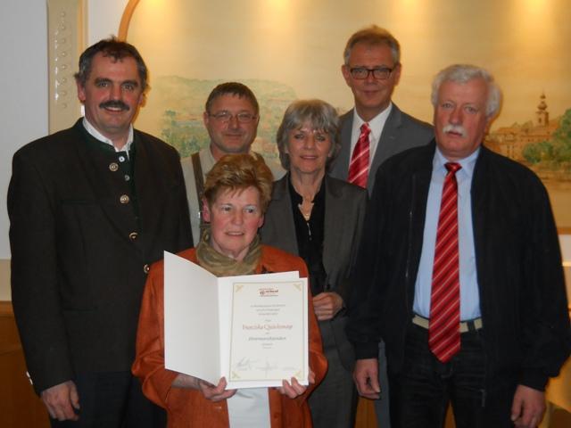 Wachablöse beim Gmundner Pensionistenverband