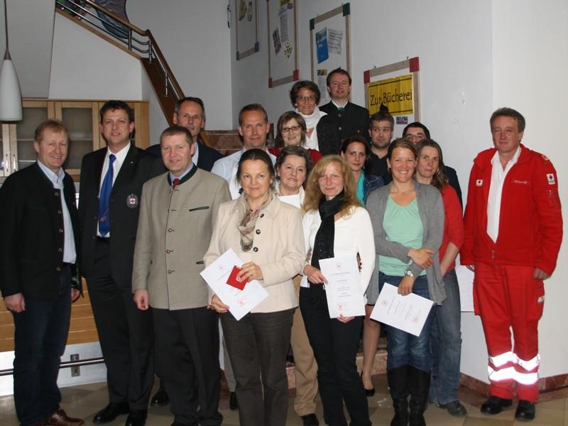 29. Ortsstellenversammlung der RK-Ortsstelle St. Wolfgang