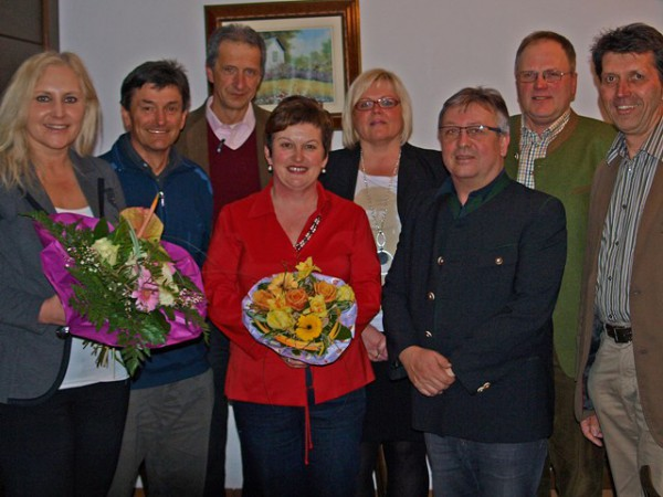 Seit 4 Jahrzehnten für Atzbacher Wirtschaft aktiv   Foto: Renner