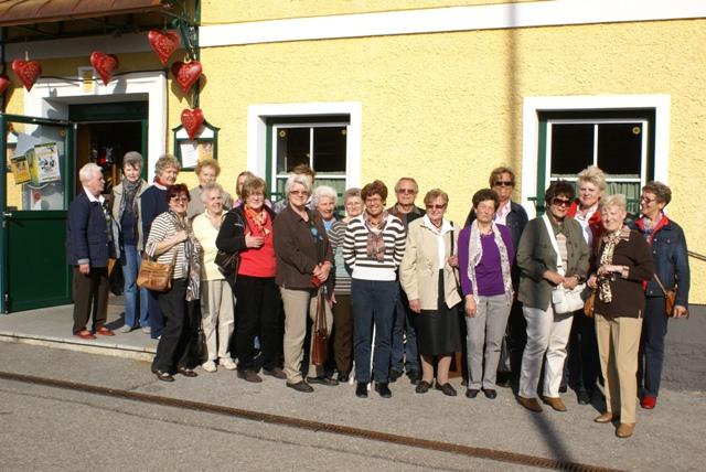 Pensionistenausflug nach Atzbach