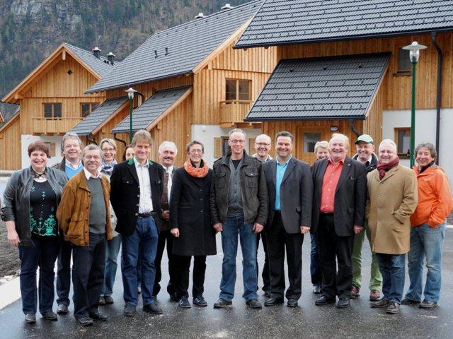 Obertrauner Feriendorf-Ressort mit 350 ****-Betten vor der Eröffnung! | Foto: Höll