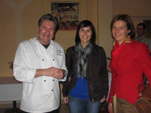 Blinder Genuss in Schwanenstadt - ein Abendessen ganz im Dunkeln