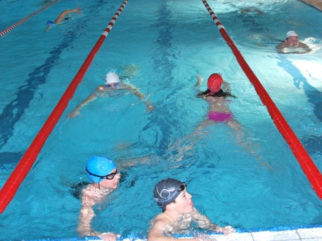 Sensationell: Schwimmer legten 914 Kilometer für Lebenshilfe zurück