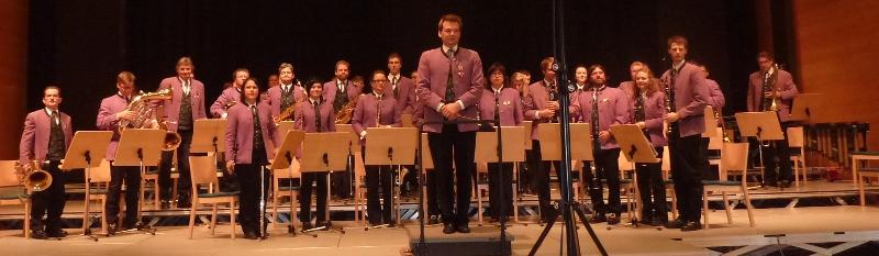 Marktmusik Schörfling erreichte Ausgezeichneten Erfolg bei der Konzertwertung in Lenzing