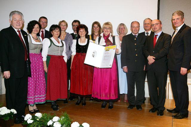 Oö. Gesundheitsförderungspreis 2012 verliehen - Salzkammergut siegreich | Foto: Land OÖ