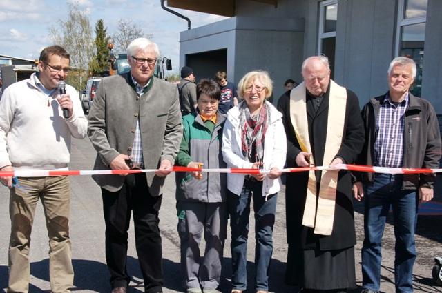 Neues Altstoffsammelzentrum in Vorchdorf eröffnet | Foto: Manfred Pichler