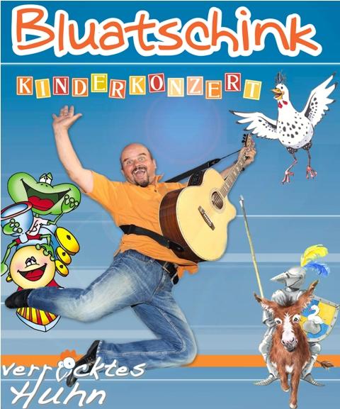 """Bluatschink 2012 bring ein """"Verrücktes Huhn"""""""