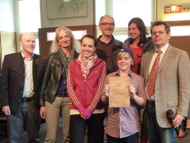 Zwei FRS-Schülerradio-Sendungen gewinnen Ö1-Preis