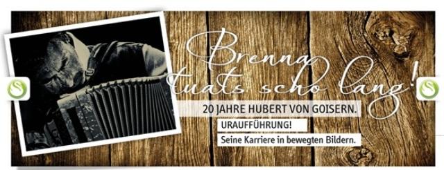 Hubert von Goisern Filmnacht in Gmunden