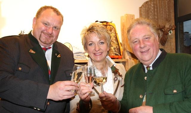 Jagd & Style in Gmunden feierlich eröffnet