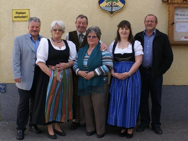 Pensionistenverband Ebensee wählte neu