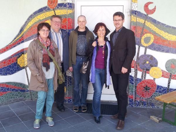 Krenn besucht Sozialeinrichtungen im Bezirk Vöcklabruck