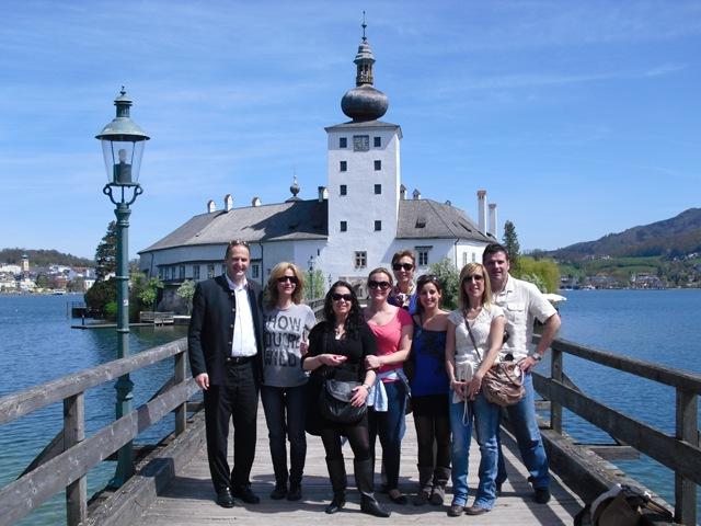 Spanische Reiseveranstalter zu Gast am Traunsee