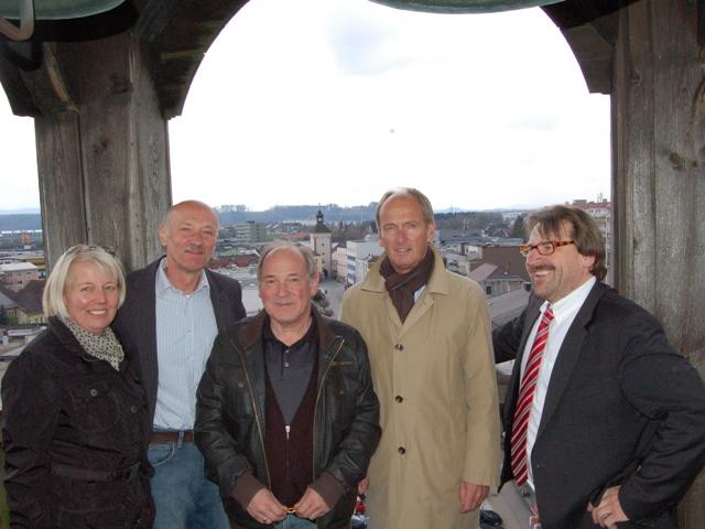 Revitalisierung unterer Stadtturm Vöcklabruck vor Realisierung