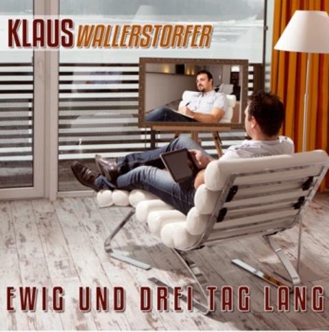 """Klaus Wallersdorfer präsentiert seine erste Snigle CD """"Ewig und drei Tag lang"""""""