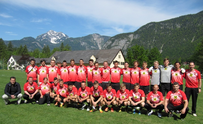 ÖFB-U19-Nationalteam in Obertraun!