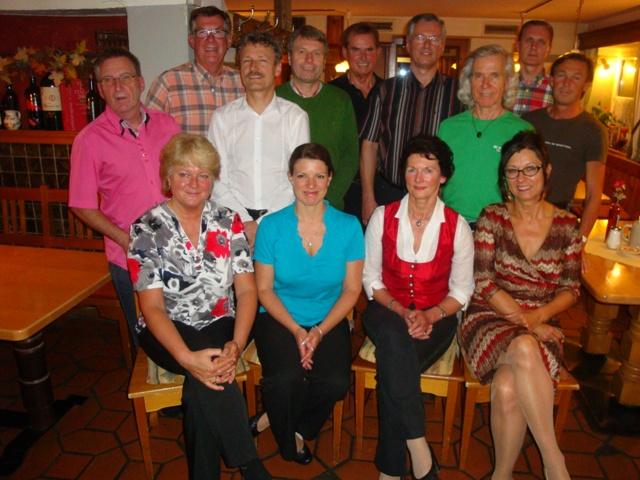 33 Jahre Tanzsportclub Lenzing - Tanzen macht Freude - und Freunde!